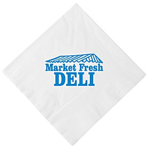 Luncheon Napkin - 3-ply - White Main Image