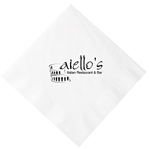 Luncheon Napkin - 2-ply - White Main Image