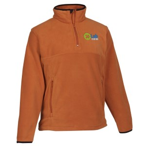Chestnut Hill 1/4 Zip Microfleece Pullover Main Image