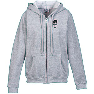 Gildan Full-Zip Hoodie - Ladies' - Screen Main Image