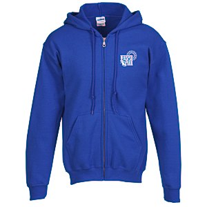 Gildan Full-Zip Hoodie - Men's - Screen Main Image
