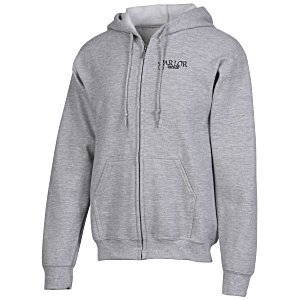 Gildan 50/50 DryBlend Full-Zip Hoodie - Screen Main Image