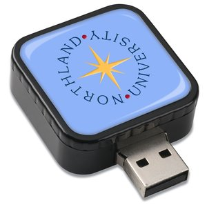 Swivel Cube USB Drive - 4GB Main Image