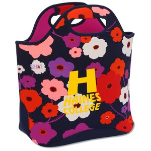 BUILT Everyday Tote - Lush Flower Main Image
