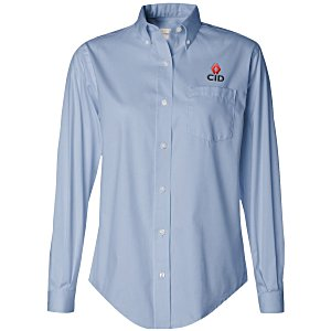 Van Heusen Pinpoint Oxford - Ladies' Main Image