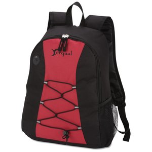 Toggle Cord Backpack Main Image