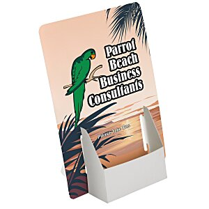 Card Holder - Tall Vertical - Full Color