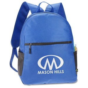 Polypropylene Backpack - Closeout Main Image