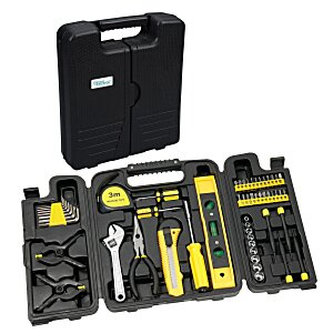 55-Piece Tool Set Main Image