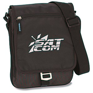 Zoom iPad Messenger Bag Main Image