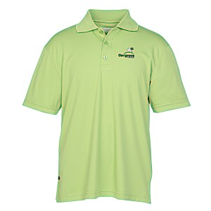 Moreno Textured Micro Polo - Men's Main Image