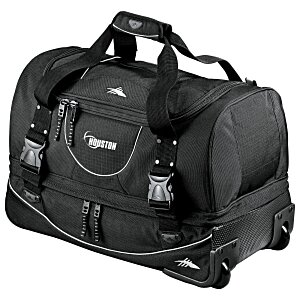 "High Sierra 22"" Rolling Duffel - 24 hr Main Image"
