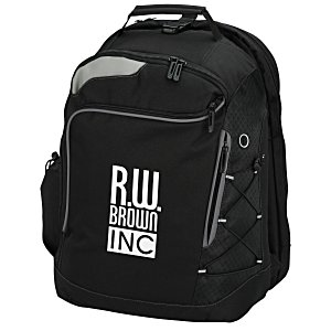 Summit Checkpoint-Friendly Laptop Backpack - 24 hr Main Image