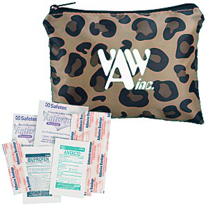 Fashion First Aid Kit - Leopard - 24 hr Main Image