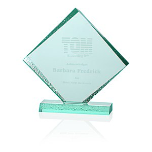 Diamond Acrylic Award Main Image