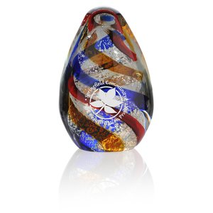 Spiral Art Glass Award Main Image