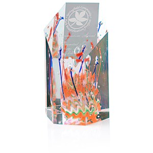 Fascination Art Glass Award Main Image