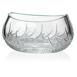 Saratoga Lead Crystal Bowl Main Image