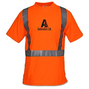 ML Kishigo High Performance Safety T-Shirt Main Image