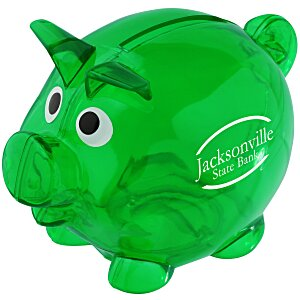 Lil' Piggy Bank - Translucent Main Image