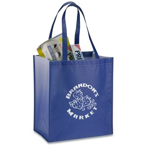 Impressions Laminated Shopper - Closeout Main Image