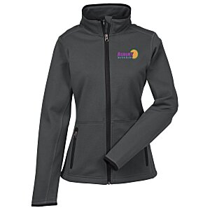 Renovate Pique Fleece Jacket - Ladies' Main Image