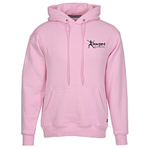 Cotton Rich Fleece Hoodie - Screen Main Image