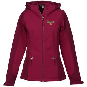 Vector Soft Shell Jacket - Ladies' Main Image