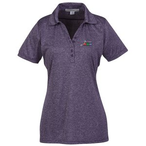Cross Dye Performance Polo - Ladies' Main Image