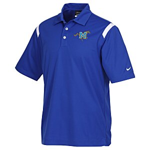 Nike Performance Shoulder Stripe Polo - Men's Main Image