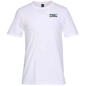 District Concert Tee - Men's - White - Screen Main Image
