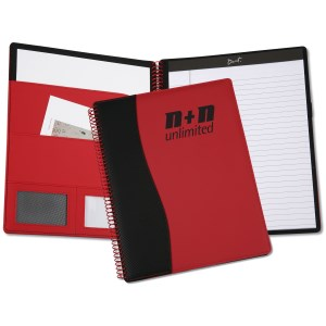 Spiralz Letter Desk Folder - Closeout Main Image