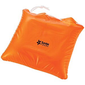 Beach Bum Inflatable Pillow Bag Main Image