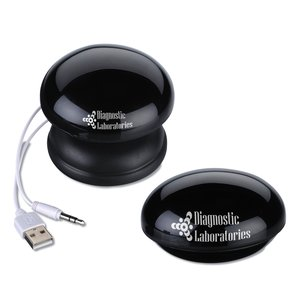 Mushroom Travel Speaker Main Image