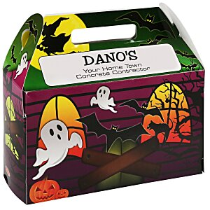 House Shape Box - Halloween Main Image
