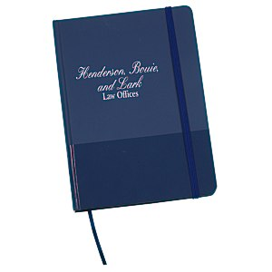 "Matte Banded Journal – 7-1/8"" x 5-1/8"" Main Image"