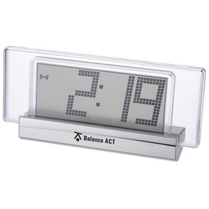 Sereno Digital Desk Clock - Closeout Main Image
