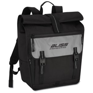 Falcon Rolltop Laptop Backpack Main Image