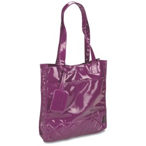 Nicole Quilted Shopper Tote Main Image