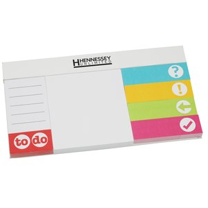 Easi-Notes Organizer Sticky Set - Closeout Main Image