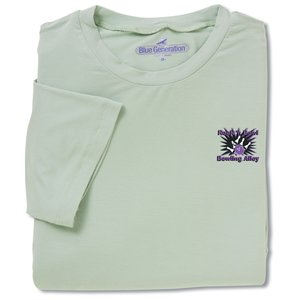 Blue Generation Bamboo Rayon T-Shirt - Men's-Closeout Main Image