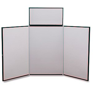 Fold N Go Tabletop Display - 6' – Blank - 24 hr Main Image