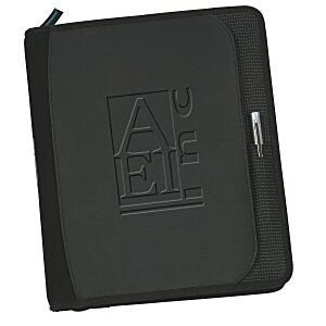 Zoom 2 in 1 iPad Sleeve Journal Book