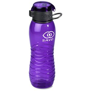 h2go bfree Aqua Sport Bottle - 24 oz. - Closeout Main Image