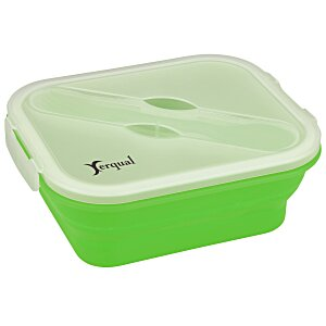 Gourmet Collapsible Lunch Box Main Image