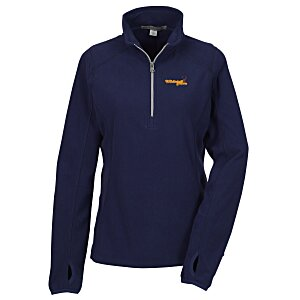 Microfleece 1/2 Zip Pullover - Ladies' Main Image