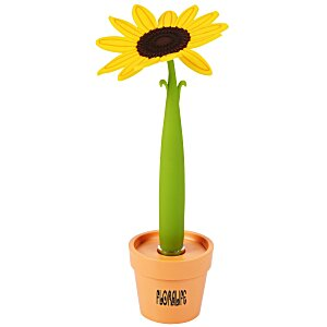 Potted Pen - Sunflower