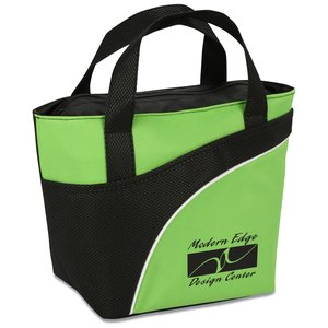Jet-Setter Lunch Cooler Tote - Closeout Main Image