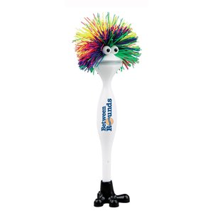 Jr. Funky Rainbow Hair Pen - Closeout Main Image