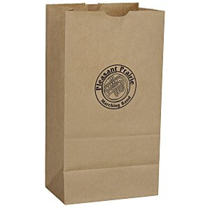 Paper Lunch Sack - Brown